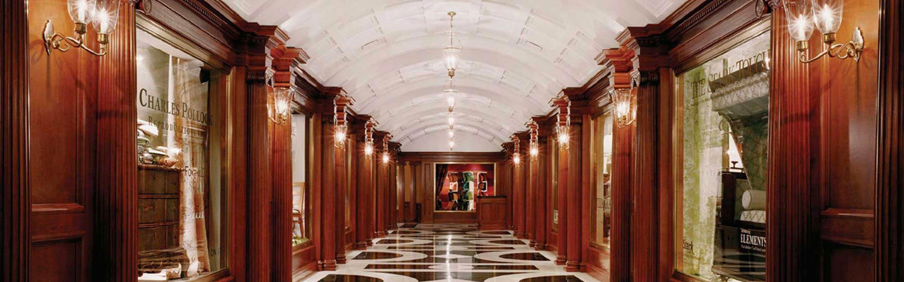 D&D Building - lobby
