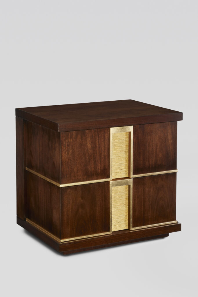 8410 Milan Bedside Chest 3_4 view with insert