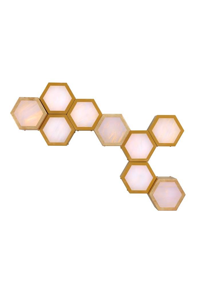 KingsHaven - light fixture - The Hive