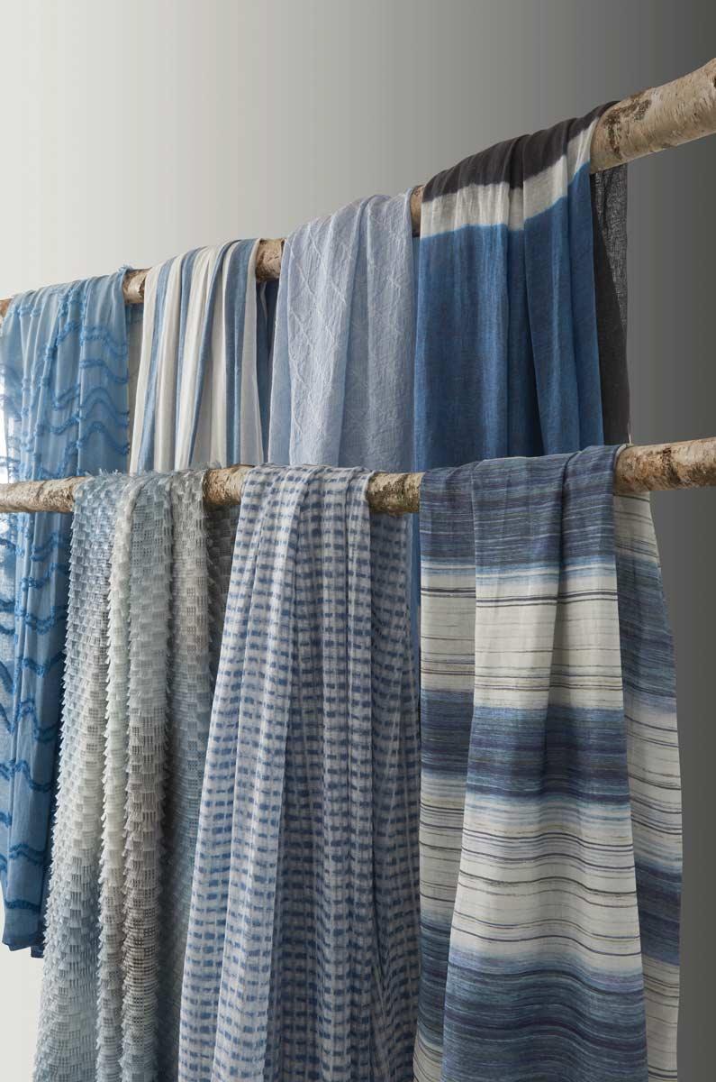 NEW Kanoko Fabrics and Wallpapers from Osborne & Little