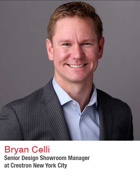 Bryan Celli - Crestron