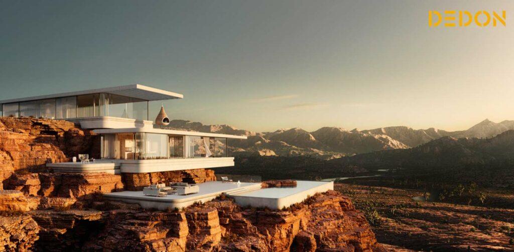 Dedon - Canyon House