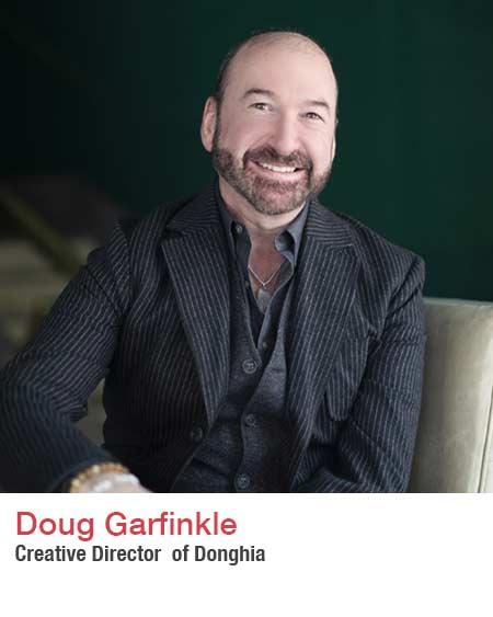 Doug Garfinkle - Creative Director of Donghia