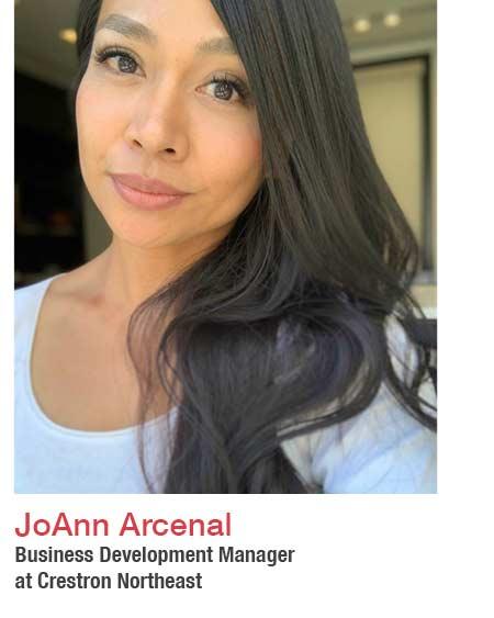 JoAnn Arcenal - Crestron