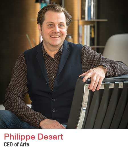 Philippe Desart - Arte