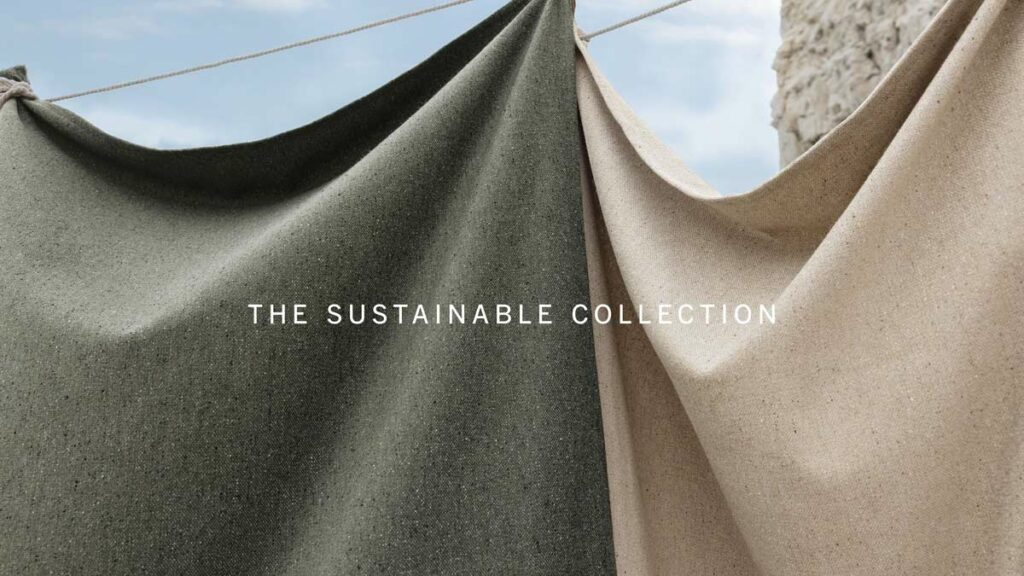 Romo: Introducing the Sustainable Collection From Kirkby Design