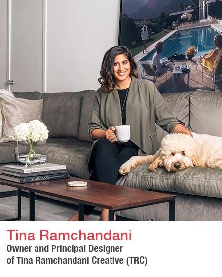 Tina Ramchandani - headshot