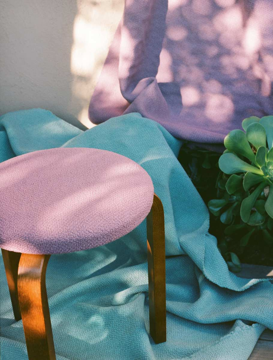 Maharam Introduces a New Collection with Fashion Designer Sander Lak