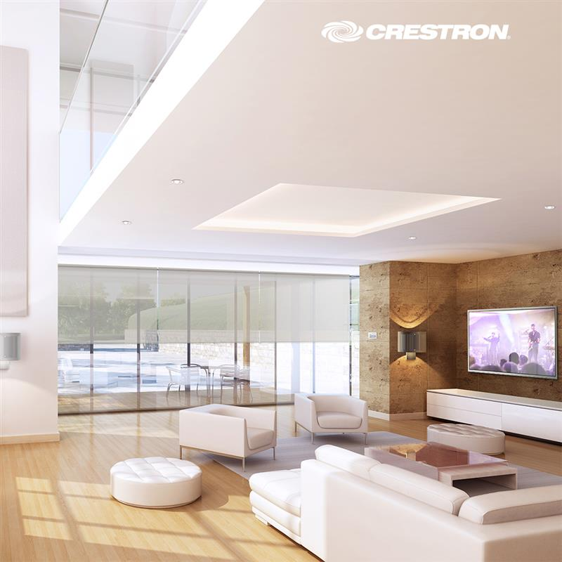 Crestron - Top Five Residential Automation Trends