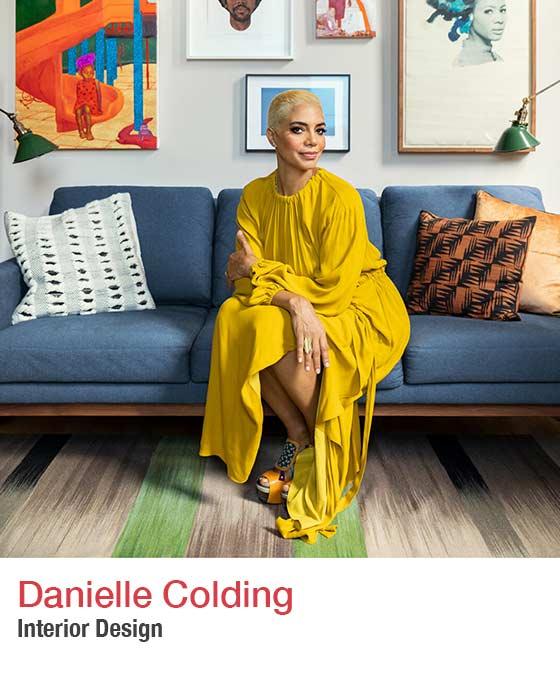 Danielle Colding - headshot. Fall Market 2021