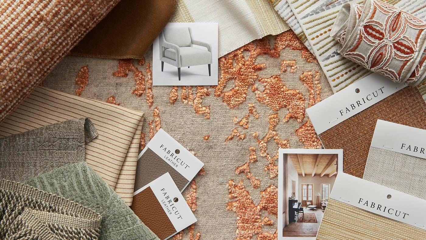 FABRICUT - Rug Collection. Fall Market 2021