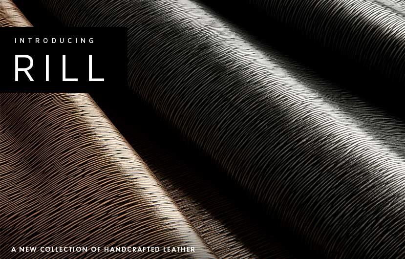 Garrrett Leather - Rill