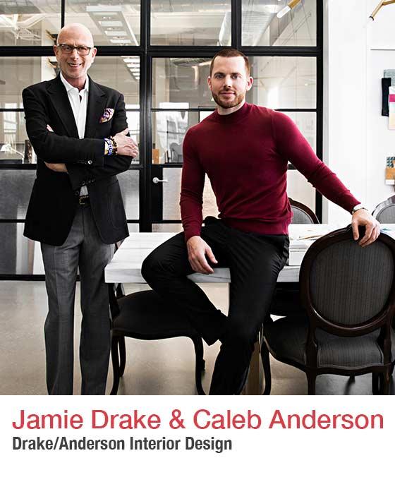 Jamie Drake and Caleb Anderson