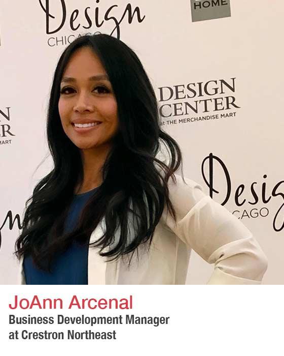JoAnn Arcenal - headshot. Fall Market 2021