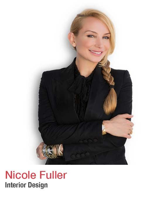 Nicole Fuller - headshot. Fall market 2021