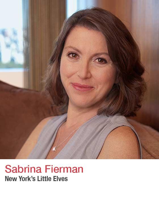 Sabrina Fierman - headshot. Fall Market 2021